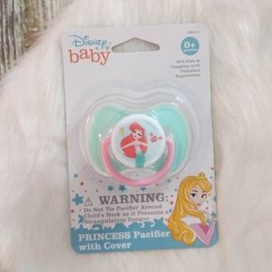 NWT Disney Baby Princess Ariel Pacifier
